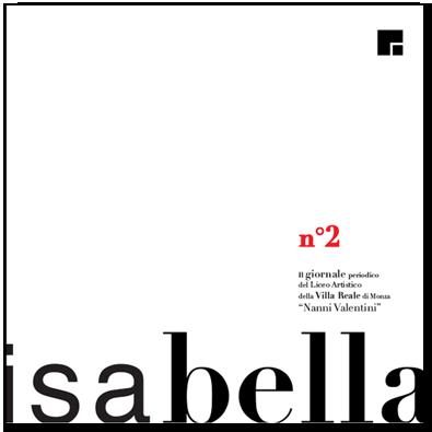 copertina n.2 IsaBella