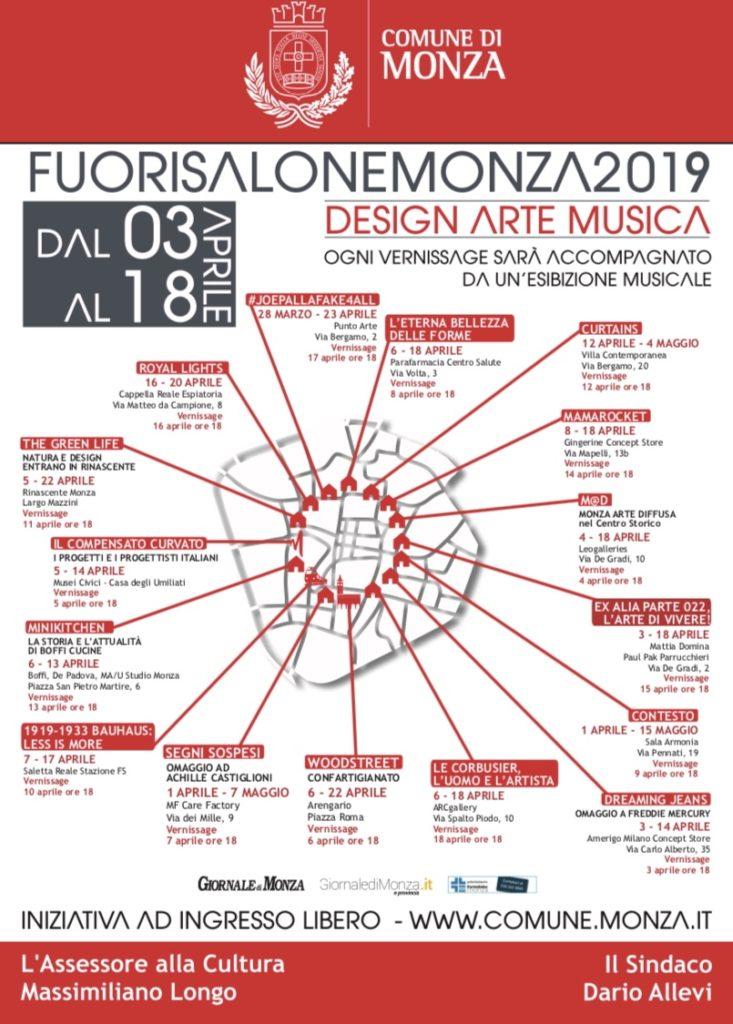 Fuori Salone Monza 2019